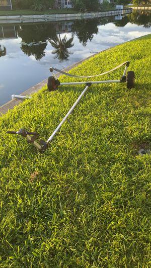 Seitech boat dollie for Sale in Tamarac, FL
