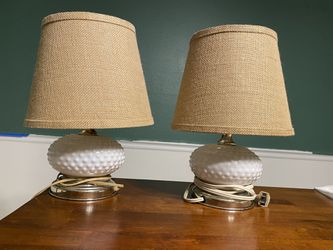 Underwriters Laboratory Antique Set Of Lamps for Sale in Frisco,  TX