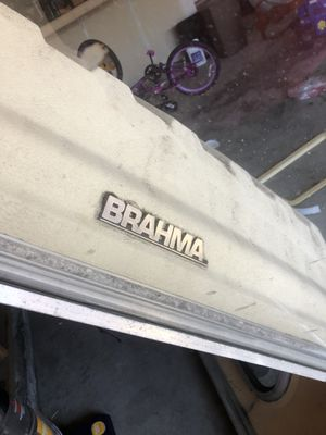 Brahma Camper shell for a long box for Sale in Tacoma, WA