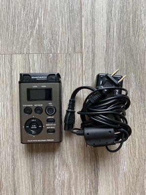 Marantz Professional PMD620 Professional Handheld Digital Audio Recorder for Sale in Edgewater, NJ