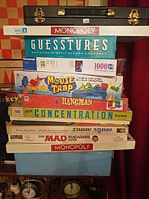 Board games for Sale in Beaverton, OR