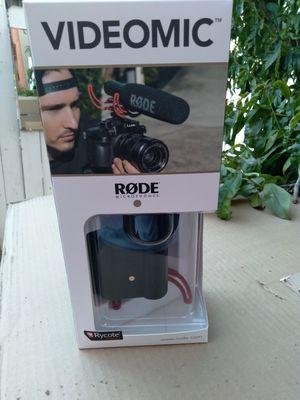 RODE VideoMic for Sale in Huntington Park, CA