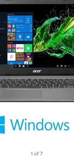 Acer Aspire 3 A315 - 56 8g Ram 64gb Windows 10 10th Generation for Sale in Arvada,  CO