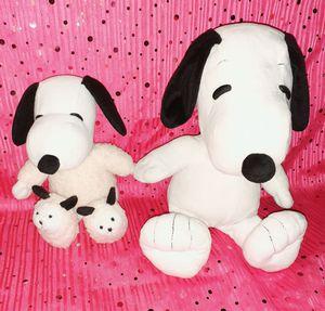 Snoopy Stuffed Animals for Sale in San Bernardino, CA