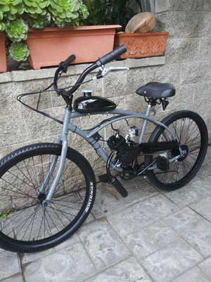 New custom motorized bike 80cc for Sale in Torrance, CA