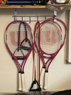 4 - Tennis Rackets for Sale in Land O Lakes, FL