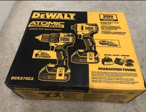 Dewalt Brushless kit combo BRAND NEW for Sale in Westminster, CA