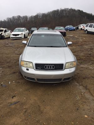 2000 Audi A6 parts only cars does not run for Sale in Pittman Center, TN