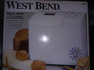 Bread and dough maker for Sale in San Antonio, TX