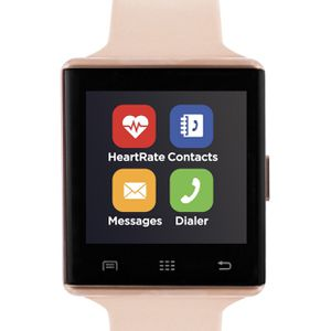 I touch Air 2 Smart watch 41mm Rose Gold Case With A Strap for Sale in Morton, MS