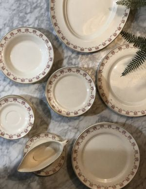 Vintage China Dinner Plates for Sale in Pompano Beach, FL