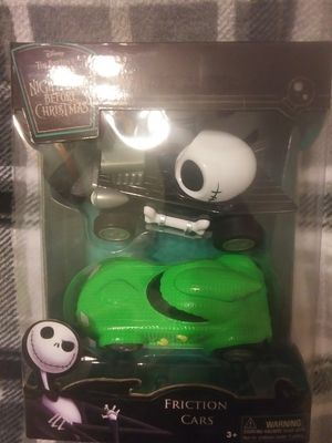 Nightmare before Christmas friction cars for Sale in Phoenix, AZ