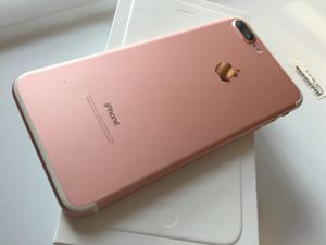 iPhone 7 Plus, Factory Unlocked, Excellent Condition. for Sale in Fort Belvoir, VA