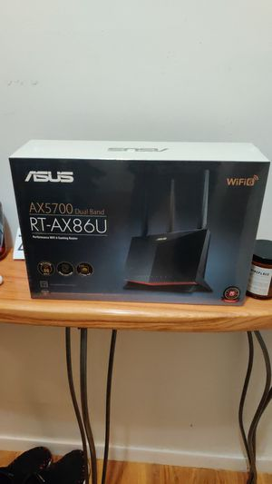 Asus RT-AX86U Gaming Router for Sale in Boston, MA