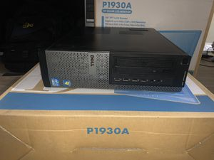 Dell optiplex i5, 8gb ram, 500gb hdd + brand new Toshiba monitor, keyboard & mouse for Sale in Los Angeles, CA