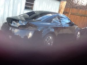 2006 Infiniti coupe g35 parts for Sale in Federal Way, WA
