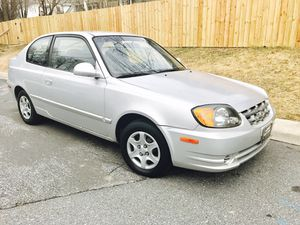 2003 Hyundai Accent-- L O W miles for Sale in Rockville, MD