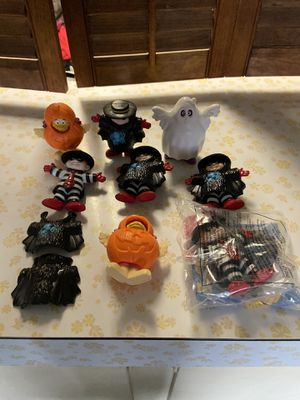 McDonalds Halloween toys/characters for Sale in Gladstone, OR