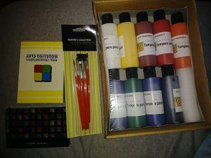 Art supplies for Sale in Bryan, TX
