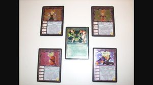 DBZ TCG Collectors cards. Almost complete set. for Sale in Vancouver, WA