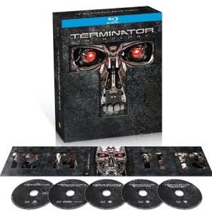 Terminator ANTHOLOGY — 1-4 — BLU-RAYs for Sale in Cypress, CA
