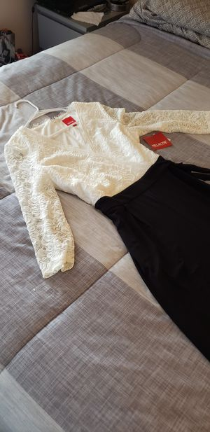 Ivory and black jumpsuits for Sale in Orlando, FL