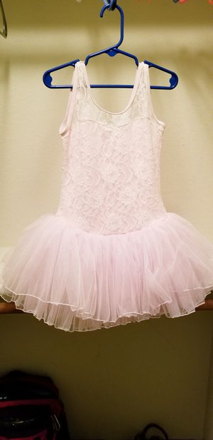Little girls Ballet Tutu dress with shoes for Sale in Fremont, CA