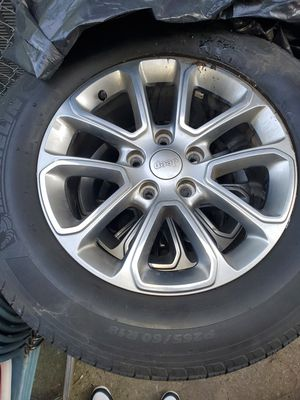Grand Cherokee Wheels for Sale in Belleville, NJ