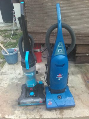 Bissell vacuum cleaner 20.00 each for Sale in Tampa, FL