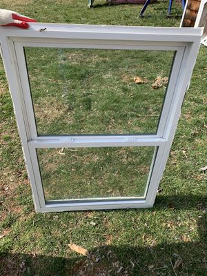 Vinyl Windows 33x47 total 5 $70 each for Sale in Silver Spring, MD