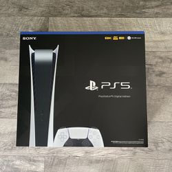 PlayStation 5 Digital Edition for Sale in Clearwater,  FL