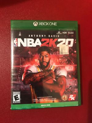 NBA 2k20 Xbox one brand new for Sale in Woodland Park, NJ