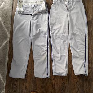 Baseball Pants - Men's for Sale in Bensenville, IL