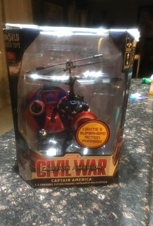Captain America toy for Sale in Taylor, MI