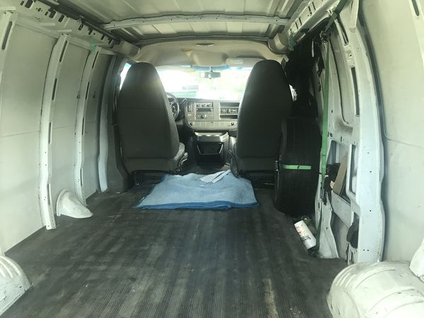 2010 Chevy express