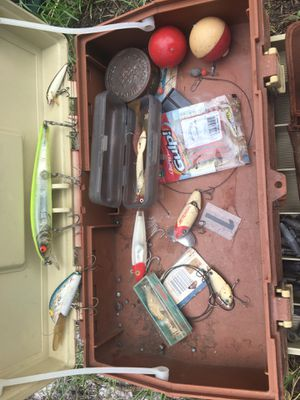 Fishing tackle for Sale in Pinellas Park, FL