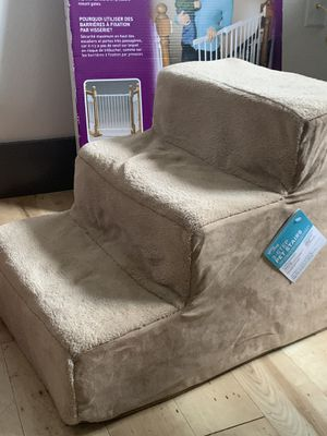 You & Me 3-step pet stairs for Sale in Fall City, WA