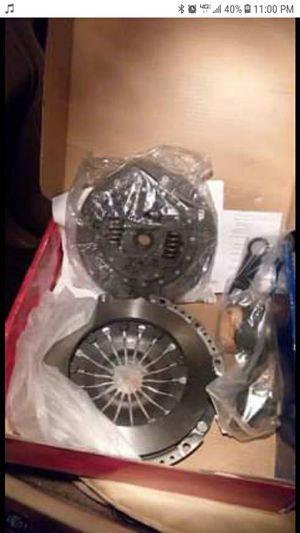 New in box DURALAST CLUTCH KIT part # NU31335 (ford/Mazda) for Sale in Tacoma, WA