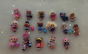 LOL dolls $9 each for Sale in North Miami Beach, FL