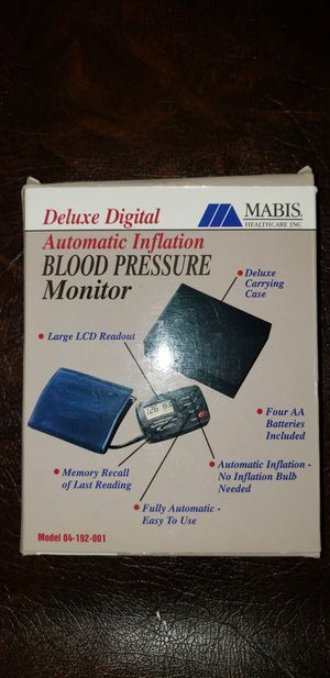 Brand New Home Blood Pressure Monitor for Sale in Kent, WA
