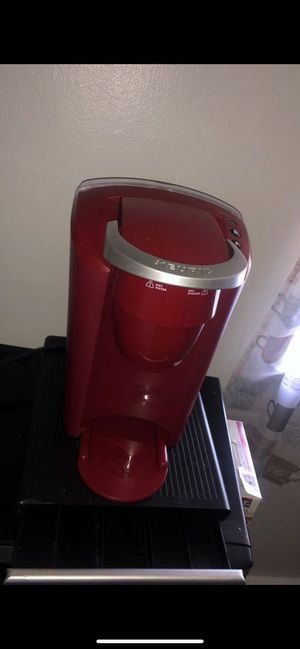 Red Compact Keurig $50 for Sale in Bensalem, PA