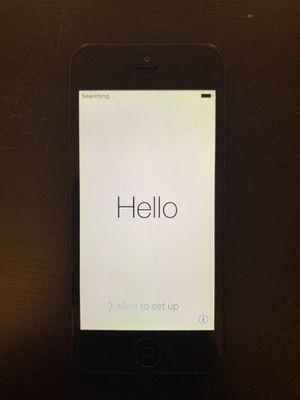 iPhone 5 - 32GB for Sale in Palo Alto, CA