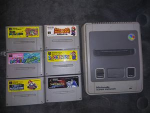 Super famicom w/games for Sale in York, PA