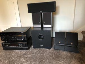 Stereo equipment - surround sound for Sale in Renton, WA