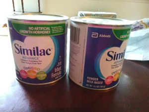 Similac advance milk for Sale in Farmville, VA