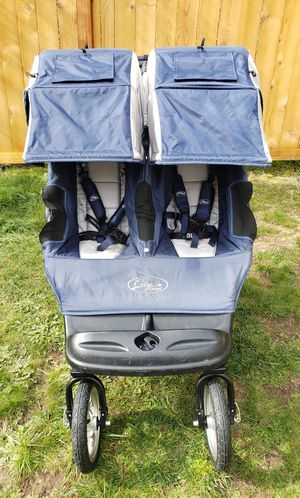 Baby Jogger City Classic double stroller for Sale in Federal Way, WA