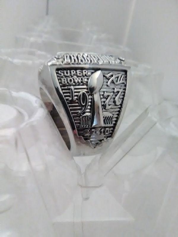 Dallas Cowboys 1977 Staubach Ring Size 11