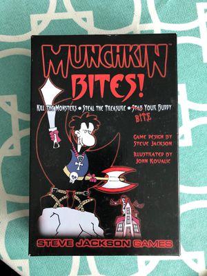 Munchkin Bites game for Sale in Roseville, CA