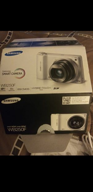 Samsung smart digital camera for Sale in Kissimmee, FL
