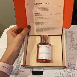 Baccarat Rouge 540 Eau De Parfum By Dossier, Amber's Saffron Brand New 50 ml Bottle 18% Concentration for Sale in San Antonio, TX